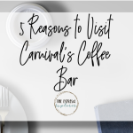 5 Reasons to Visit Carnivals Coffee Bar Pinterest