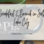 Breakfast in Salt Lake City lead us to Pig & a Jelly Jar in the heart of the city. Unique Southern eats with a local flair and eclectic charm.