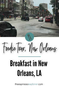 Looking for a great place for breakfast in New Orleans? Check out Mother's Restaurant on Poydras. Just a few blocks from Canal St.