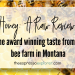What is raw honey? This bee farm in Montana is turning out some delicious raw honey!
