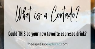 What is a cortado?