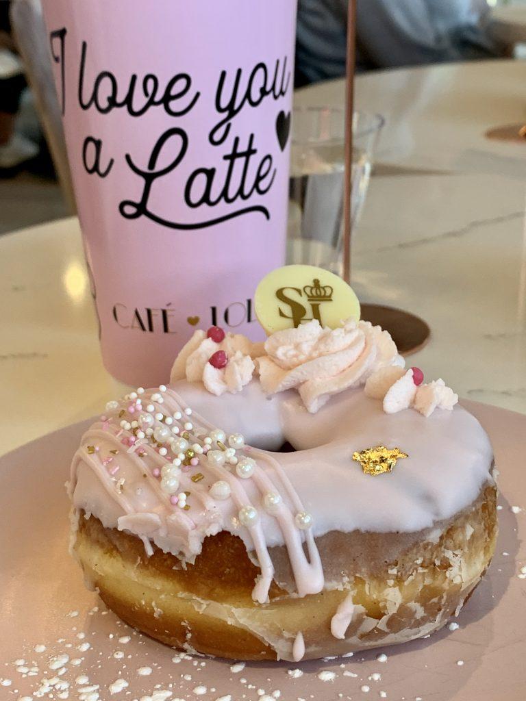 Donuts from Café Lola